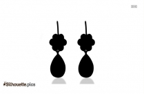 Fashion Earrings Silhouette Picture
