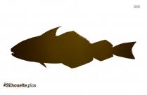 King Fish Lmahi Mahi Silhouette