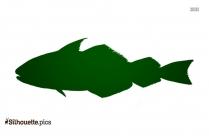 Haddock Fish Symbol Silhouette