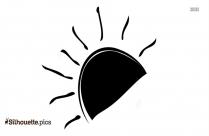 Sun Cartoon Vector Image Download