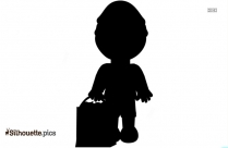 Cartoon Pirate Clipart Silhouette