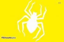 Spider Web Clipart Silhouette