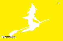 Cartoon Disney Halloween Silhouette Image