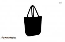Hand Bag Silhouette Free