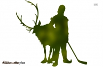 Hans And Sven Silhouette Picture
