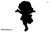 Dora The Explorer Silhouette Vector