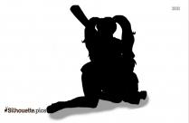 Harley Quinn Silhouette Image