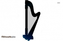 Trombone Symbol Silhouette