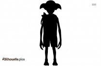 Demon Dipper Silhouette Vector And Graphics