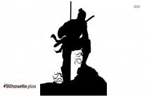 Hashi Dojo Martial Arts Silhouette