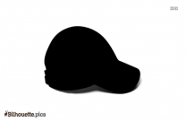 Mens Hat Silhouette