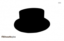 Bowler Hat Silhouette Clip Art