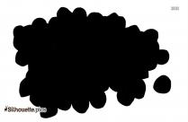 Hazelnut PNG Silhouette