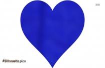 Heart Designs Clip Art Silhouette Image