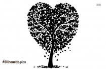 Tree Design Silhouette Image And Vector