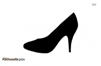 Firefighter Shoes Silhouette Clipart