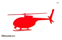 Helicopter Silhouette Free Image