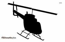 Helicopter Silhouette Png