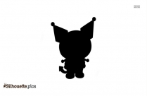 Hello Kitty Characters Silhouette Drawing