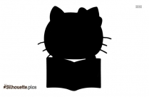 Hello Kitty Graphics Silhouette Free Vector Art