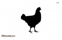 Chicken Picture Silhouette