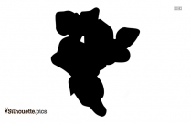 Dandelion Silhouette Free Vector Art