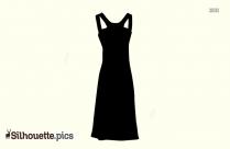 Hepburn Dress Silhouette