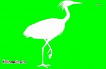 Simple Bird Outline Free Vector Art