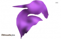 Heron Head Clip Art Silhouette