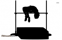 Football Player Silhouette Clipart