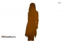 Hijab Silhouette Image