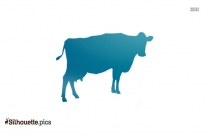 Bison Bull Silhouette Image And Vector
