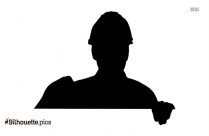 Home Contractor Silhouette