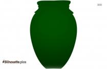 Basket Pot Silhouette Picture
