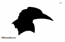 Bird Clipart Crane Silhouette