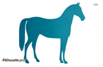 Free Horse Silhouette Picture