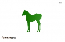 Horse Drawings Silhouette Clip Art