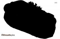 Oats Grain Clipart Silhouette