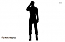 Human Cyclop Silhouette Vector And Graphics