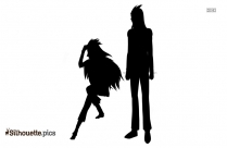 Human Pidgey Silhouette Picture