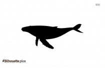 Humpback Whale Logo Silhouette For Download