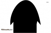 Home Side View Silhouette Vector And Graphics
