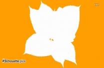 Boho Flower Wreath Free Silhouette