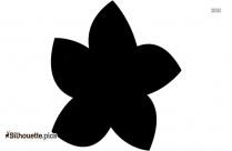 Calla Lily Silhouette Vector And Graphics