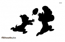 Ice Age Characters Silhouette Art