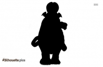 Ice Age Manny Silhouette