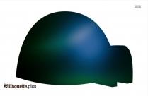 Igloo Clipart Silhouette Image