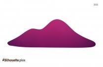 Mountain Climbing Vector Clip Art