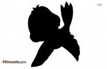 Robin Bird Silhouette Clipart