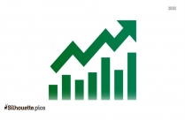 Increase Sales Growth Image Silhouette
